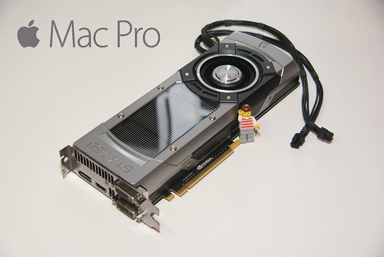 Apple Mac Pro nVidia GTX780 3GB Graphics Video Card Dual DVI