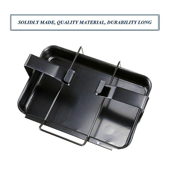 Amazon.com: Utheer 7515 - Soporte para parrilla de gas Weber ...