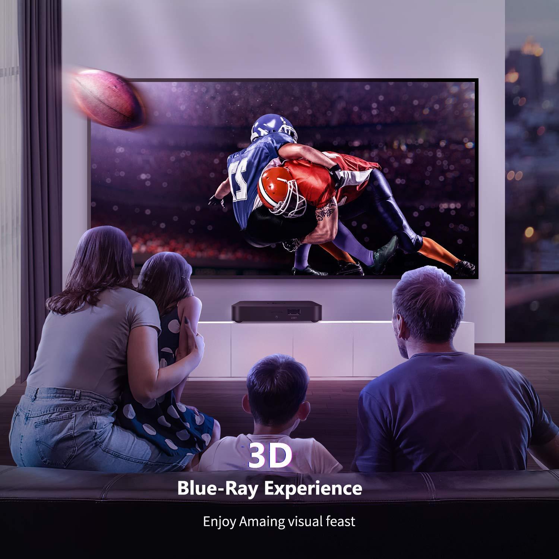 VANKYO MatrixBox X95A 4K Android TV Box, Ultra HD 2GB RAM 16GB ROM TV Streaming Player w/ Amlogic S905W 64 Bits Quad Core Processor  by vankyo (Image #6)