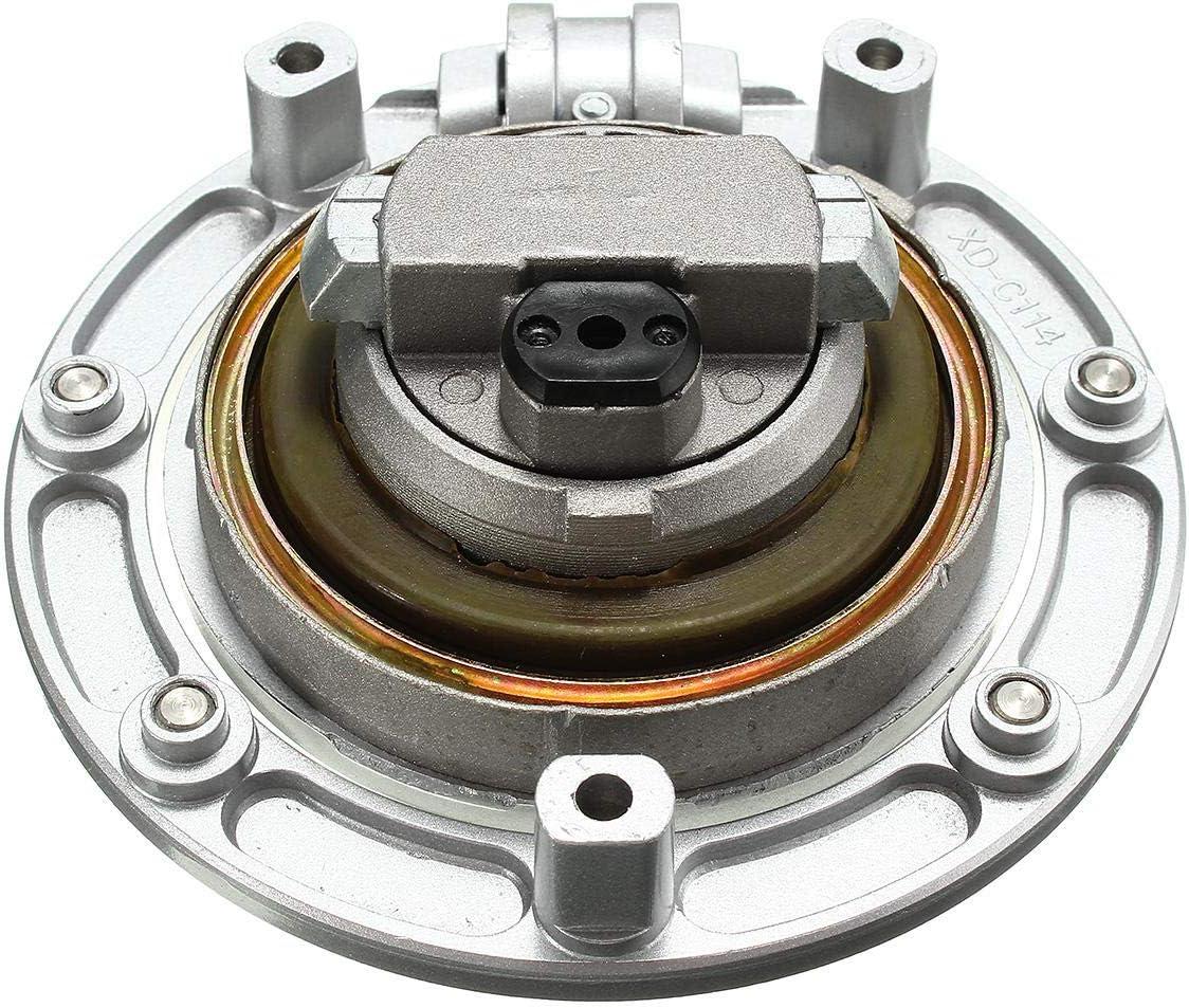 Fincos Nuovo Auto Off//Rest//Max Riscaldamento Climate Pannello Manopola di controllo del climatizzatore Pulsante Interruttore di Riparazione Coperchio per BMW Serie 5 E60 E61 A SET
