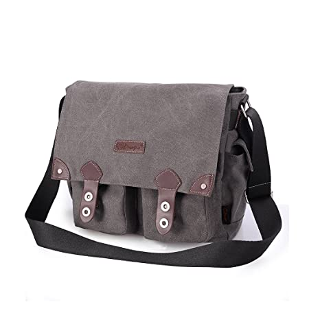 1818704fa962 Amazon.com  Douguyan Unisex Messenger Bag Fashionable and Best Style ...