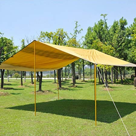 CLDBHBRK 400400560Cm - Toldo Grande para Camping, diseño de pérgola para Exteriores: Amazon.es: Hogar