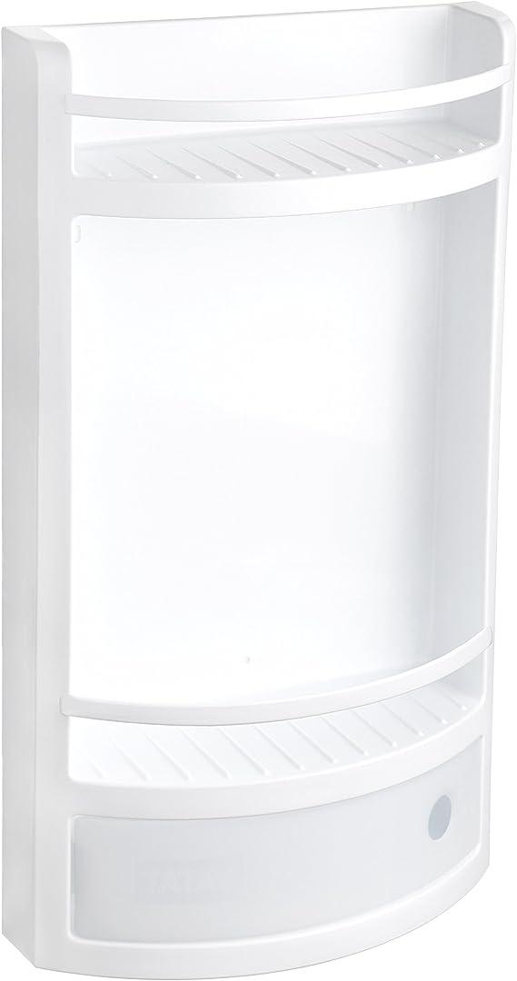 Tatay 4432101 Estante con Cajón, Plástico y Polipropileno, Blanco ...