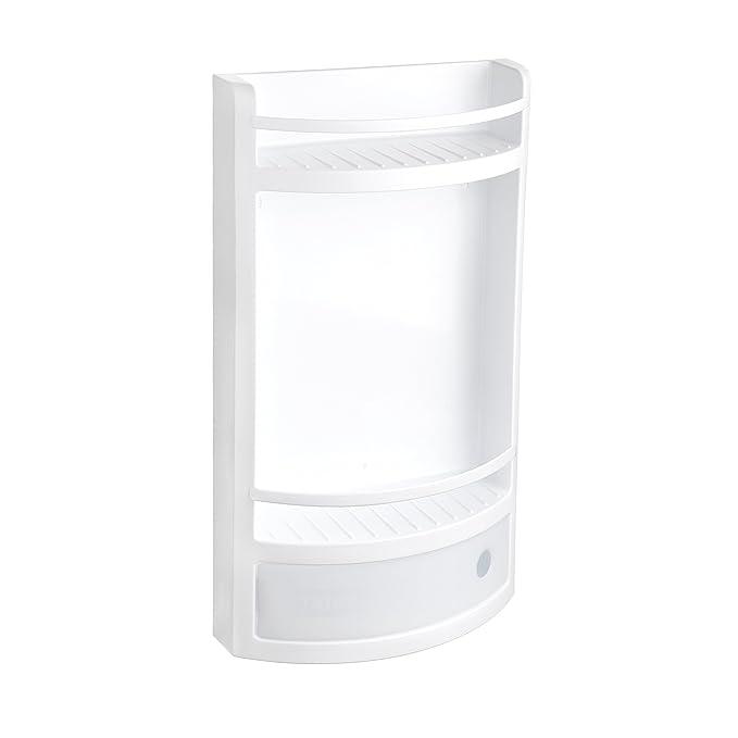 Tatay 4432101 Estante con Cajón, Plástico y Polipropileno, Blanco, 29x11x51 cm: Amazon.es: Hogar