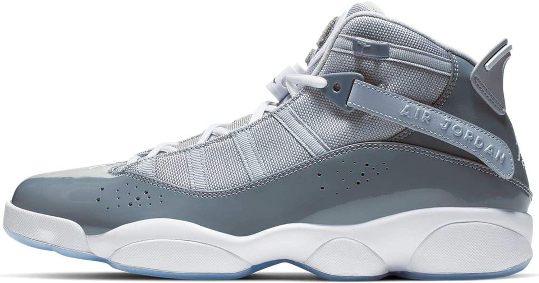 Nike Jordan 6 Rings Mens 322992 015 Size 15: