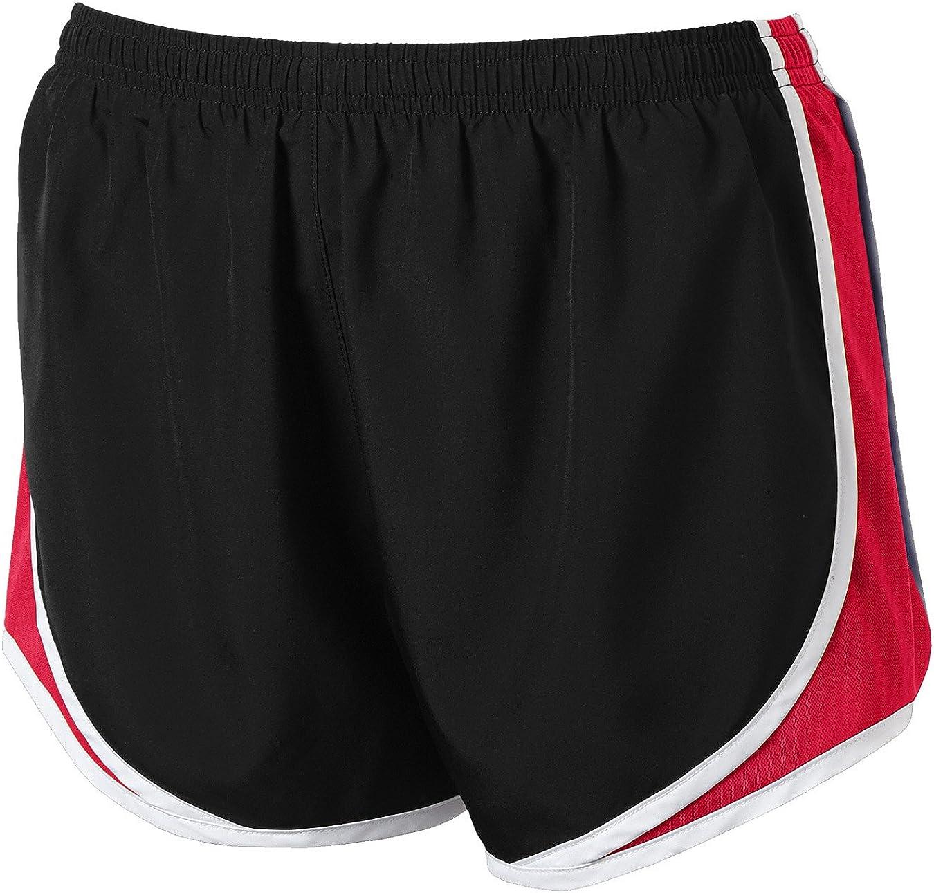 Joe's USA Ladies Moisture-Wicking Track & Field Running Shorts inSizes: XS-4XL