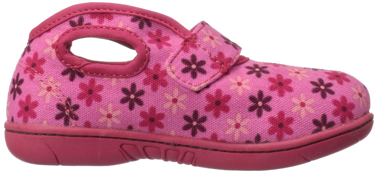 Toddler Bogs Baby Canvas Mid Daisy Sneaker