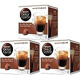 コーヒーカプセル ネスカフェ ドルチェグスト専用カプセル ローストブレンド(ルンゴインテンソ) 16杯分×3箱