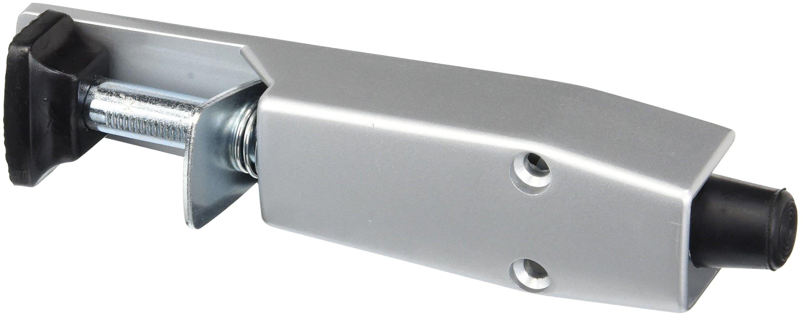 Ultra Hardware 36030 Step On Door Holder, Aluminum