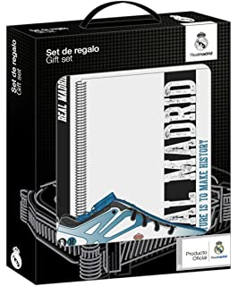 Real Madrid Set de Regalo pequeño (SAFTA 311754587), Multicolor