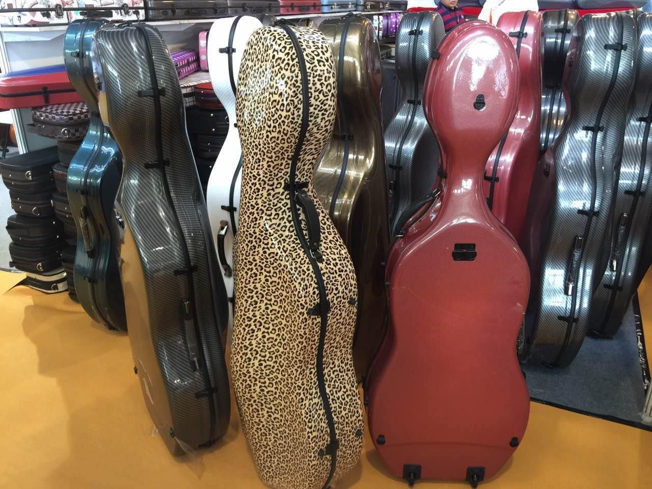 Fibra de Carbono Funda para violonchelo 4/4 - Fuerte y ...