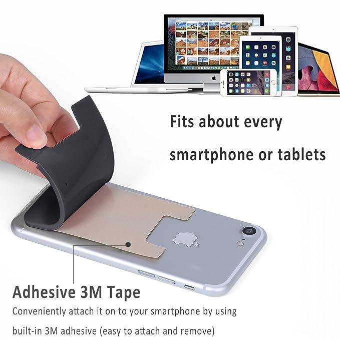 Amazon.com: teléfono Village Smart portafolios, silicona ...