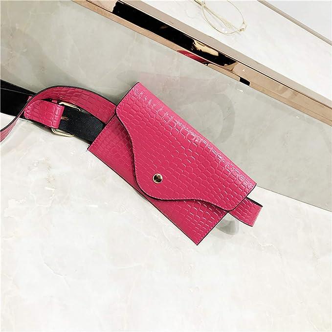 Amazon.com: Cinturón de correr – Bolsas para mujer de piel ...