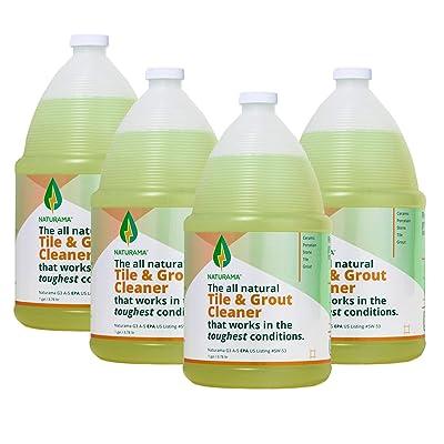 Buy Tile Grout Cleaner Rejuvenate Kitchen Floor Bathroom Floors Tiles Heavy Duty Mold And Grime Remover 1 Gallon 4 Pack Online In Indonesia B07k2hjchv