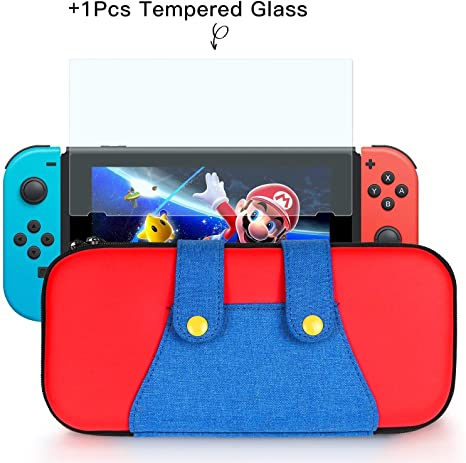 Funda para Nintendo Switch, Nintendo Switch Case para tarjetas de ...