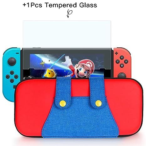 Funda para Nintendo Switch, Nintendo Switch Case para ...