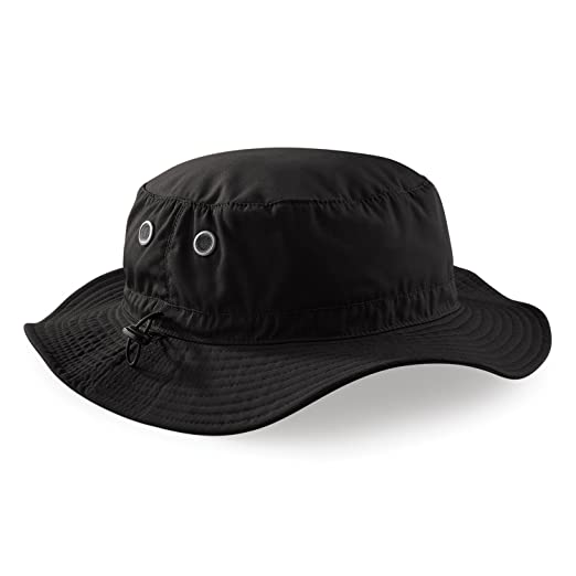 3f9bcea42ec Beechfield Summer Cargo Bucket Hat Headwear (UPF50 Protection) (One Size) (
