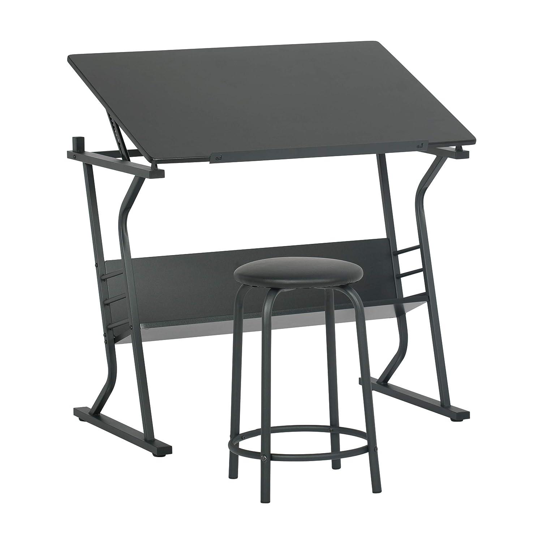 Studio Designs 13364 Eclipse Center Black with White