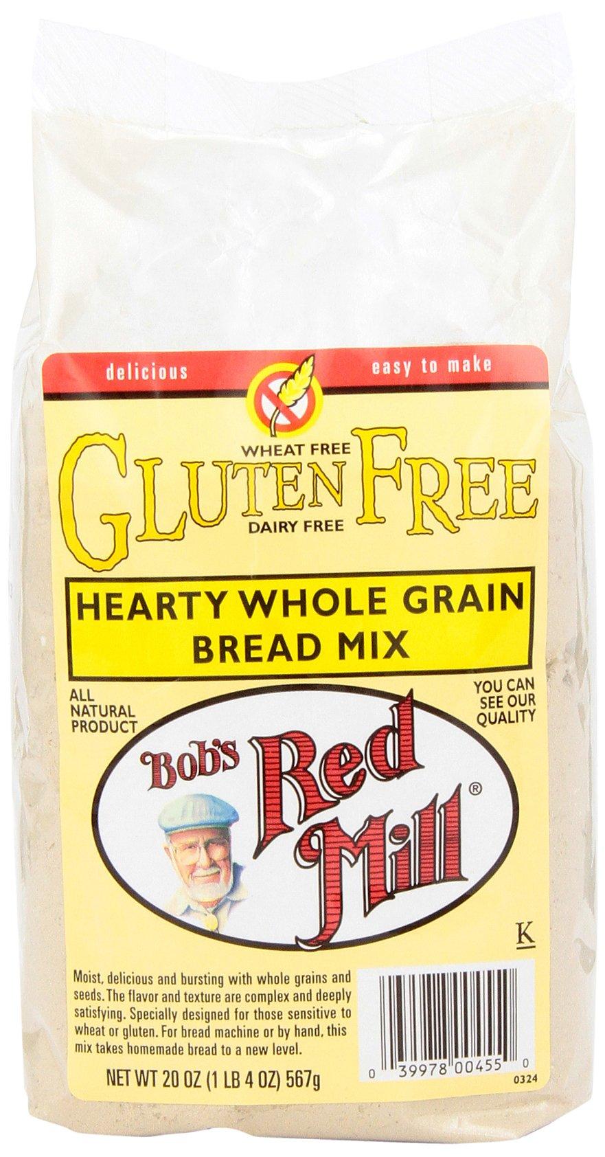 Bob's Red Mill, Whole Grain Hearty Bread Mix, 20 oz