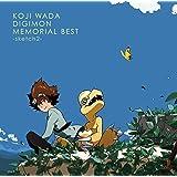 【早期購入特典あり】KOJI WADA DIGIMON MEMORIAL BEST-sketch2-[期間限定生産](メーカー多売:ジャケット柄オリジナル色紙付)
