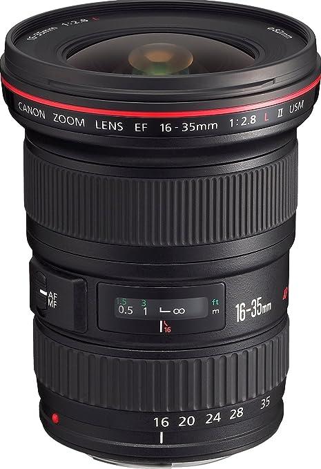 Canon EF16-35mm f/2.8L II USM - Objetivo para Canon (Distancia ...