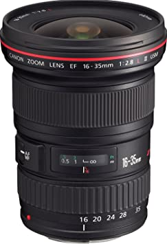Review Canon 16-35mm f/2.8L EF