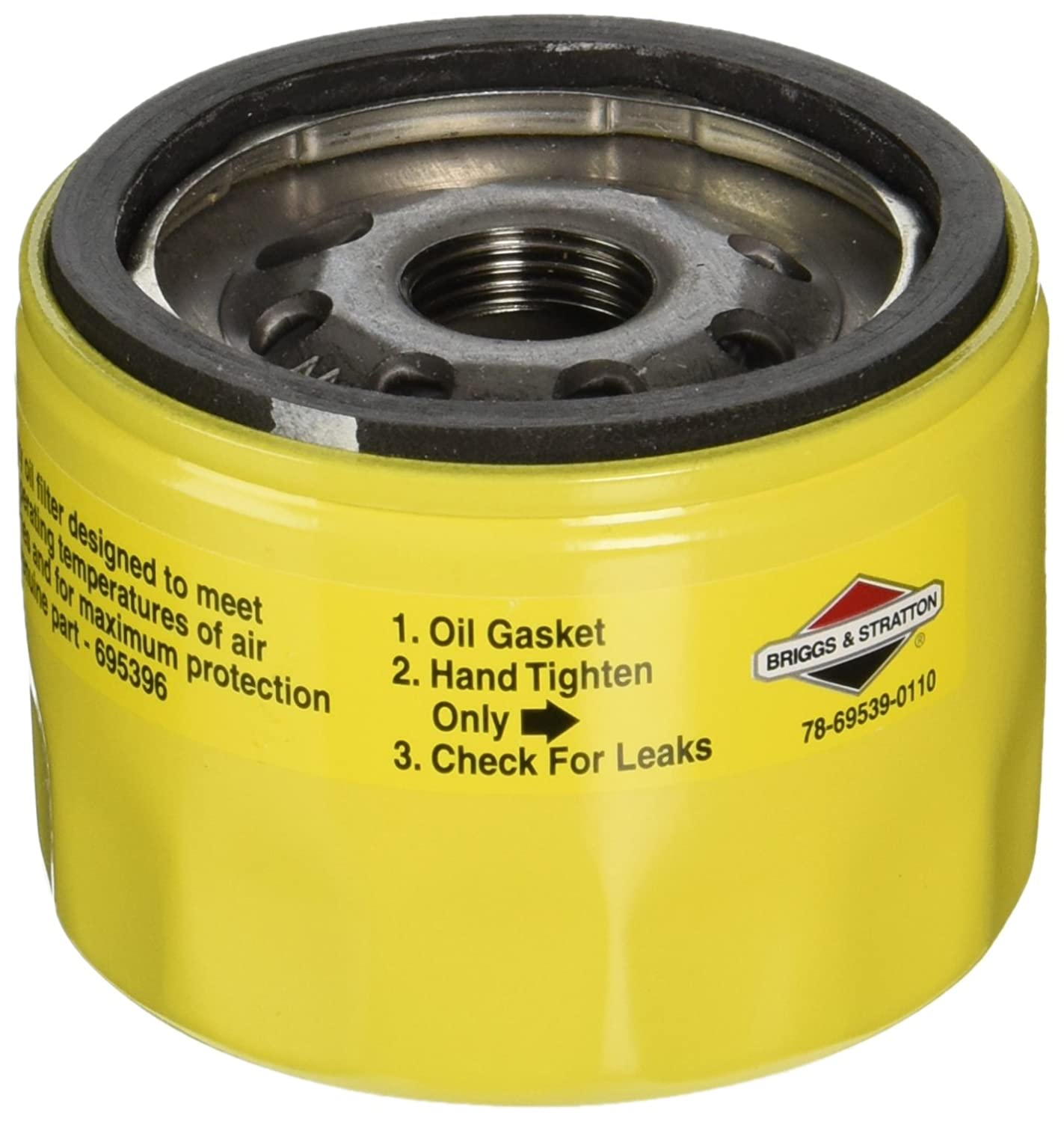briggs stratton 696854 oil filter replacement for models. Black Bedroom Furniture Sets. Home Design Ideas