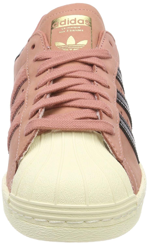 adidas Damen Superstar / 80s Fitnessschuhe Pink (Roscen / Negbas / Superstar Blacre 000) d74950