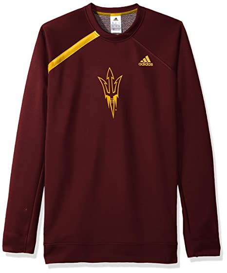 df7a0ab3e Amazon.com : adidas NCAA Mens On Court L/S Shooting Shirt : Clothing