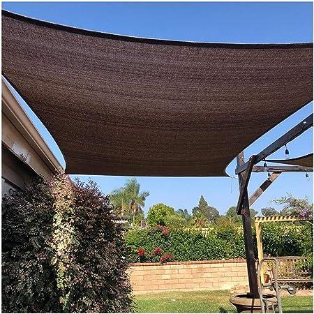 LSXIAO-Pantalla De Privacidad Pantalla De Privacidad Malla De HDPE Tapa Divisoria Opaco Protección Decorativa A Prueba De Viento Anti-UV Toldo for Terraza, Piscina Y Jardín, 34 Medidas: Amazon.es: Hogar