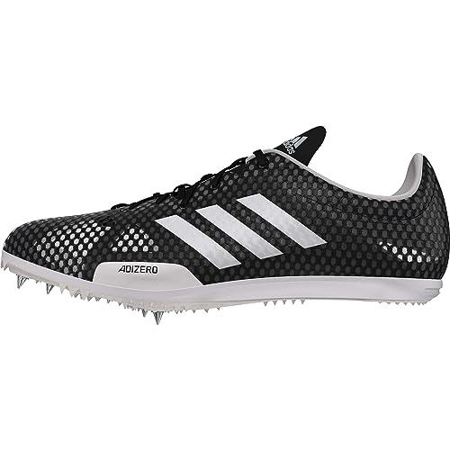 finest selection 3f149 00632 Adidas Adizero Ambition 4, Zapatillas de Atletismo para Hombre, Negro  (NegbásPlamet