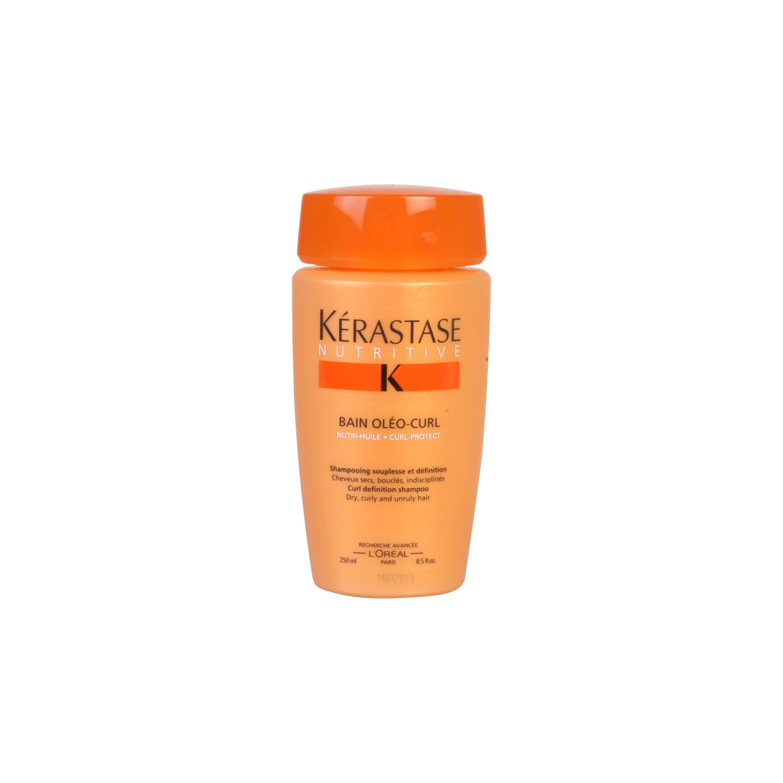 Loreal Kerastase Nutritive Bain Oleo-Curl Curl Definition Shampoo, 8.5-Ounce Bottle by KERASTASE