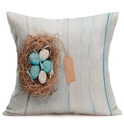 Amazon.com: GOVOW Easter Decorations for The Home Sofa Bed ...