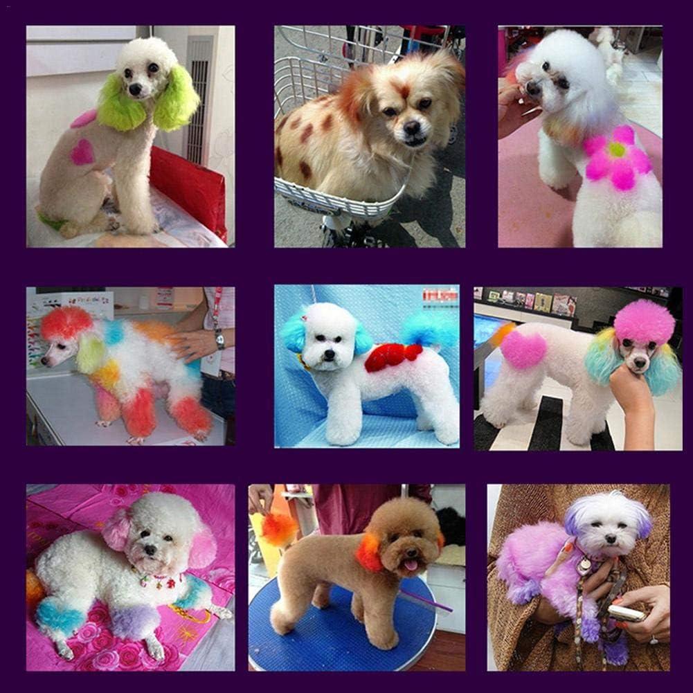 yizhi2325 - Tinte para Pelo de Mascotas para 9 Colores ...
