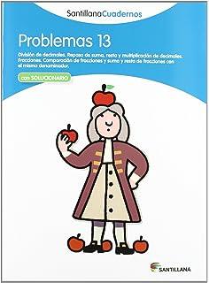 PROBLEMAS 13 SANTILLANA CUADERNOS…