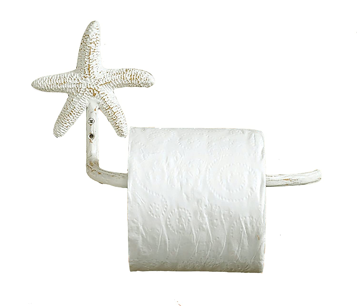 Amazon.com: Park Designs Starfish Toilet Tissue Holder: Home & Kitchen