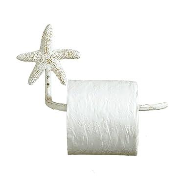 Park Designs Starfish Toilet Tissue Holder