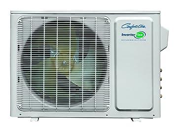 comfort-aire a-vfh24ta-1 inversor Flex 24.000 btu al aire libre Mini Split Bomba de calor: Amazon.es: Hogar
