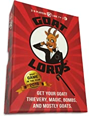 Goat Lords Game for Family, Adults, and Kids. Hilarious, Addictive, and Competitive Fun for Game Nights!
