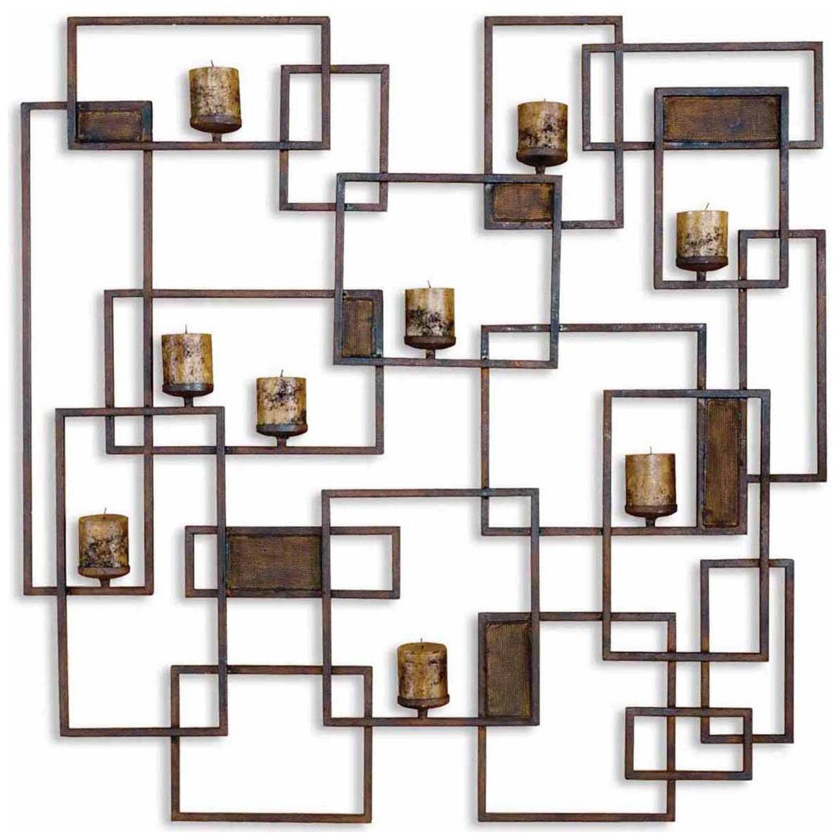 Amazon uttermost 20850 siam metal candlelight wall sculpture amazon uttermost 20850 siam metal candlelight wall sculpture home kitchen amipublicfo Images