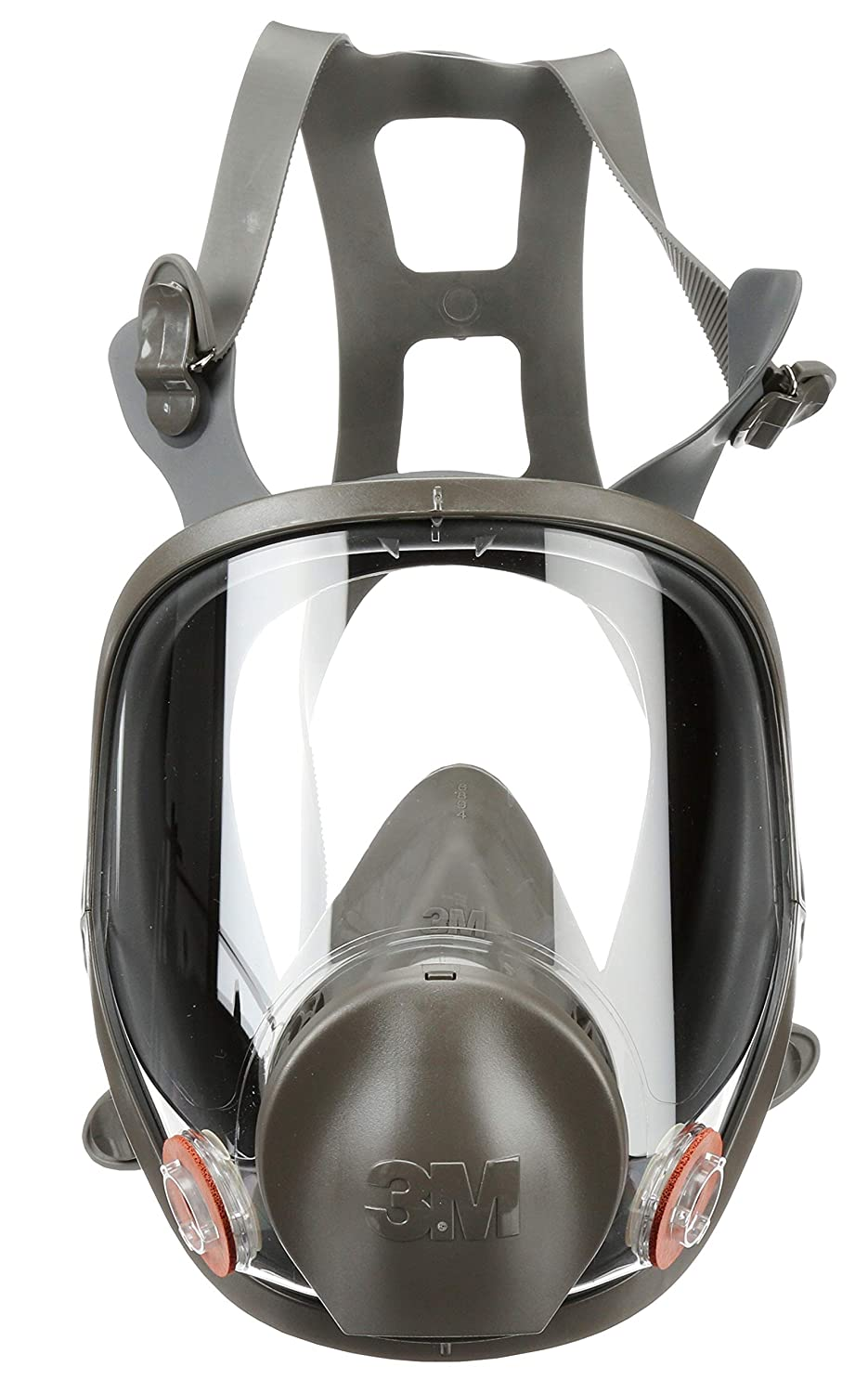 3M Full Facepiece Reusable Respirator 6700, Paint Vapors, Dust ...