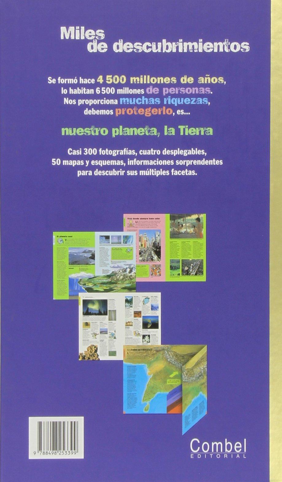 Nuestro planeta, la Tierra (Combel DOC) (Spanish Edition)
