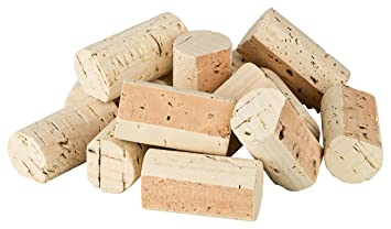 100 Antes de corte, Nueva Vino corchos para confección de tablón | corcho (Botella