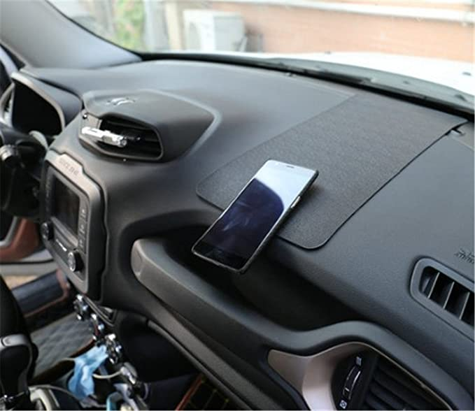 Car SUV Mobile Holder Anti Slip Car Dash Non Dashboard For iPhone Sticky Mat
