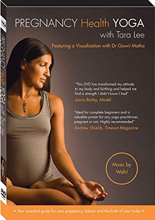 Pregnancy Health Yoga with Tara Lee [DVD]