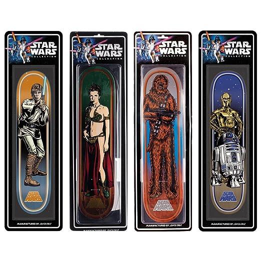 Santa Cruz de colección Star Wars Rebels patinete 4-Pack ...