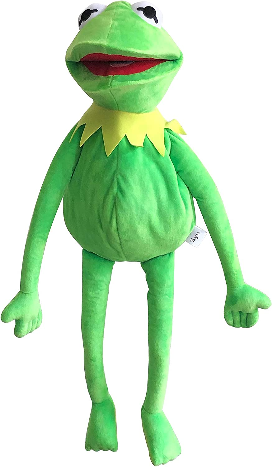 Kermit Frog Puppet, The Muppets Show, Soft Hand Frog Stuffed Plush Toy, Gift Ideas for Boys and Grils - 24 Inches