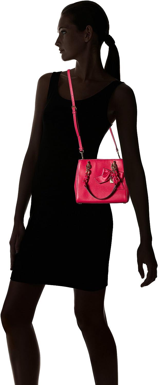 Michael Kors Women's Cynthia Satchel Pink (Ultra Pink)