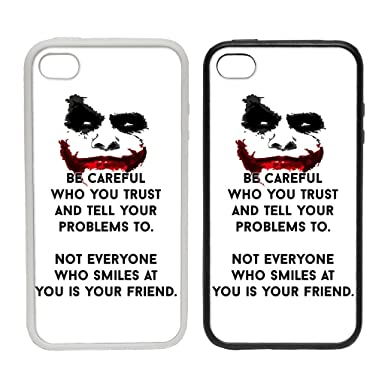 Wtf Iphone 44s Be Careful Who You Trust Clip On Phone Cover