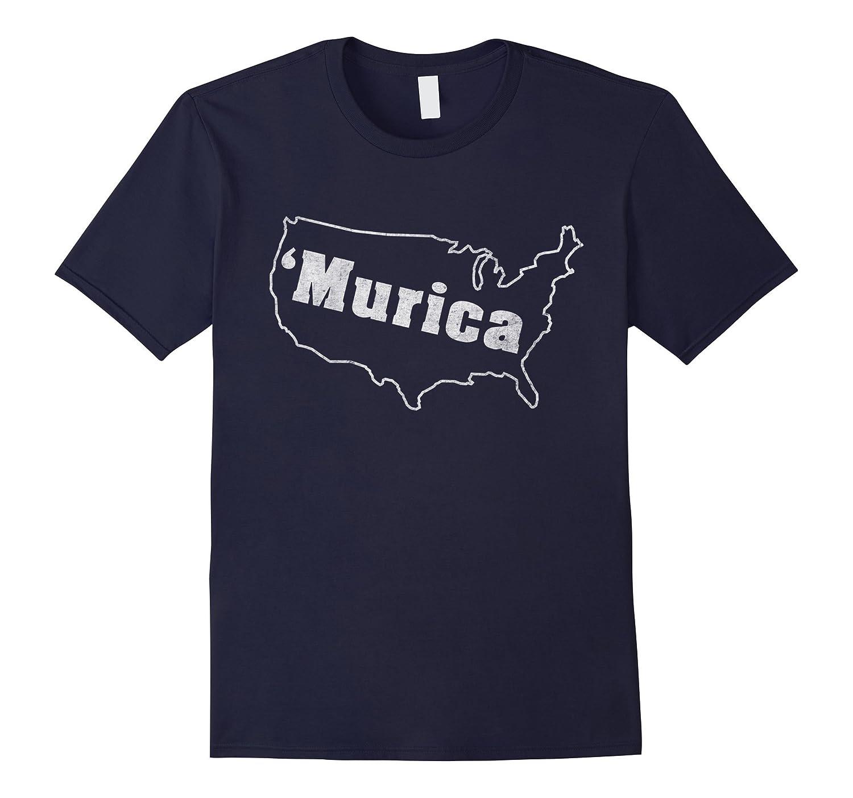 4th of July Shirt - Murica Shirt-TH